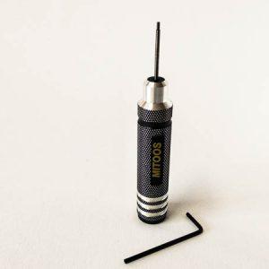 Destornillador Allen Pro 1,3 mm para Slot Cars
